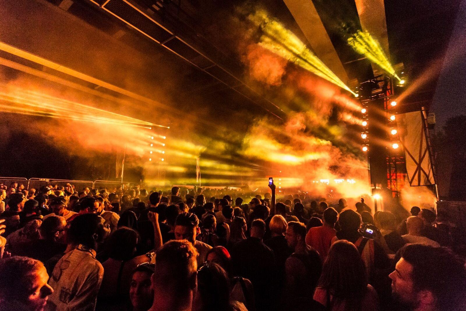 Junction 2 Expands Across 2 days