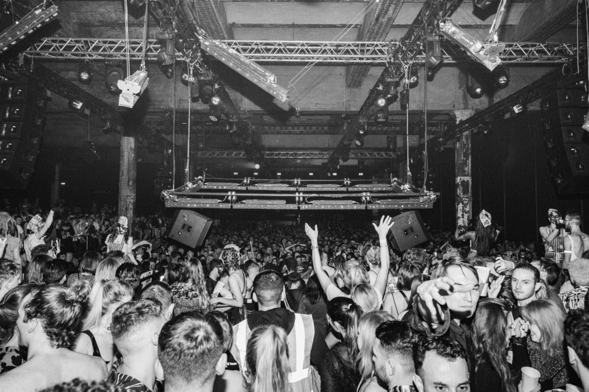 The Warehouse Project & Broadwick Live Reveal Lineups for one-off series of events at Concourse At Depot